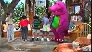 Barney I Love You Season 2 Version