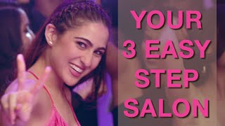 Veet Cold Wax Strips #PullItOff | Sara Ali Khan | Crash the party