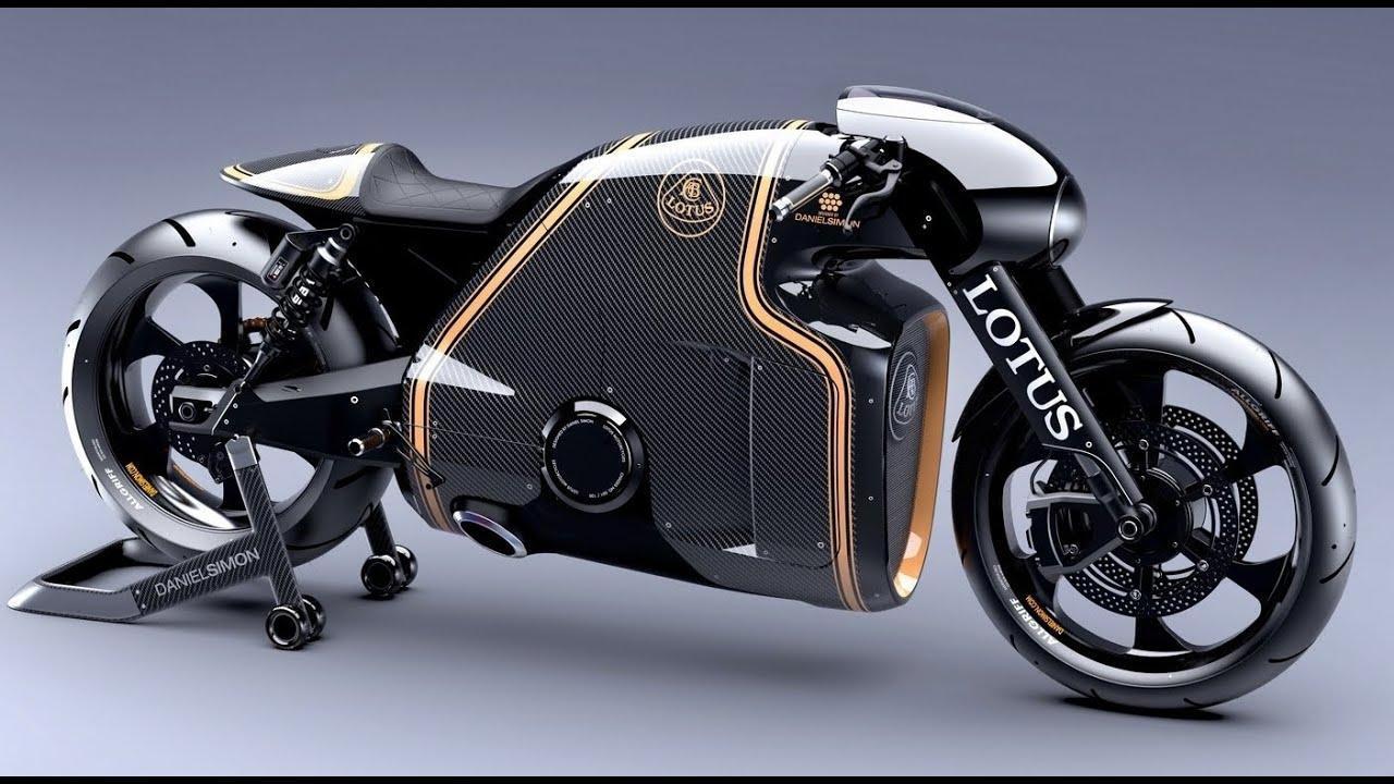 Мотоциклы сделанные