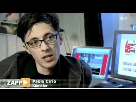 NDR Zapp s  Paolo Cirio  Face to Facebook German