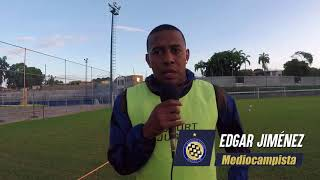 #ViveMineros || Pretemporada || Edgar Jiménez habla de la preparación de cara al nuevo torneo