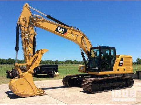 CAT 320 GC Excavator Walkaround