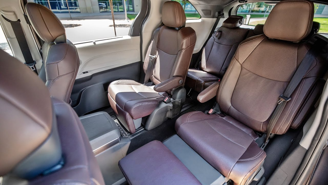 2021 toyota sienna interior and exterior design youtube 2021 toyota sienna interior and exterior design