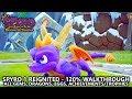 Spyro Reignited - 120% Walkthrough - All Gems, Dragons, Eggs, Achievements & Trophies