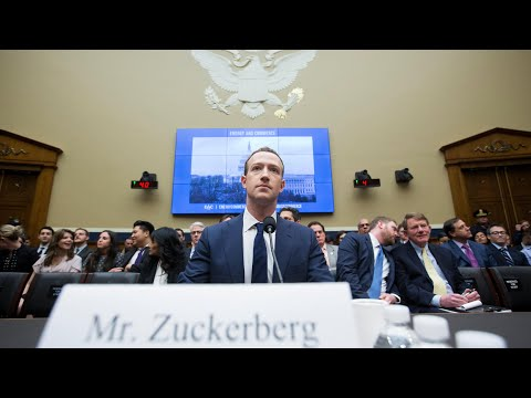 How Mark Zuckerberg's testimony lurched from easy ride to headache