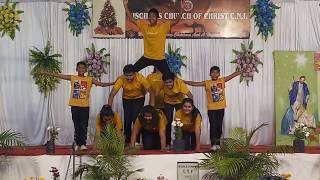Jesus best dance(i am Christian dance) choreography Uday Lodhi