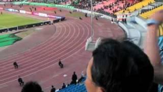 20100428北京vs川崎F 練習開始/選手紹介