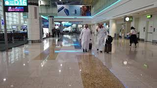 Dubai / Dubai International Airport, Terminal 1, Departures, Airside (a Virtual Tour) / Walk 47