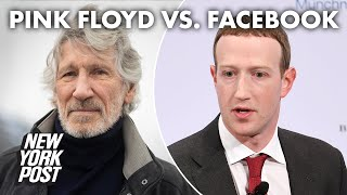 Roger Waters turns down 'huge money' for Facebook ad: 'No f–kin' way' | New York Post