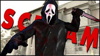 ¡Scream el videojuego! Escapa de GHOSTFACE