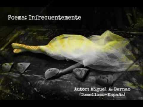 Poema: Infrecuentemente para Onda Sevilla Radio (106.2 FM)