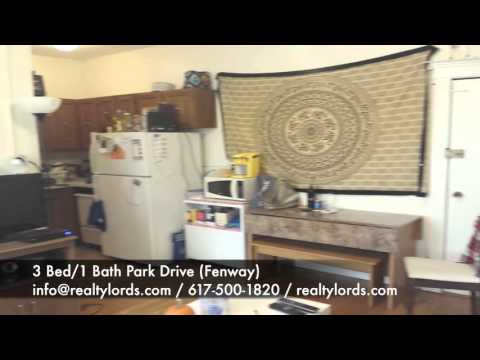 3 Bed 1 Bath Park Drive (Fenway) | Realty Lords | Apartment Rentals | 2300