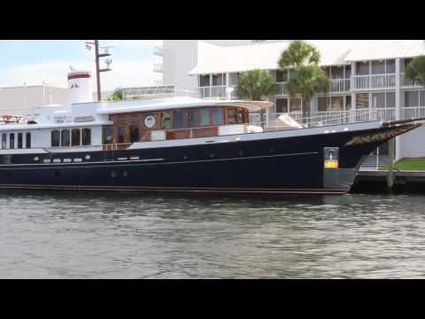 Sycara IV Super Yacht