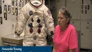 Curator Amanda Young on Spacesuit Conservation