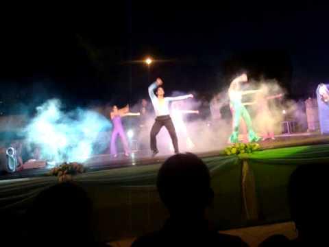 DISCO ALEXIS DANCE SCHOOL GUAYAQUIL -ECUADOR