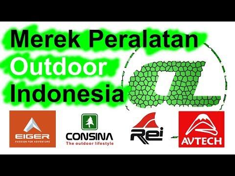 Merek Peralatan Outdoor Terbaik Buatan Indonesia