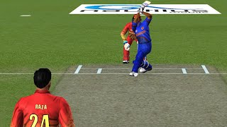 Tri-Series 2nd T20 Afghanistan Vs Zimbabwe Real Cricket 19 Full Tri Series Match Gameplay Highlights