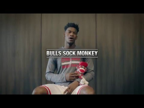Jimmy Butler: Sock Monkey
