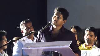 Vijay at Jilla 100 Days Celebration