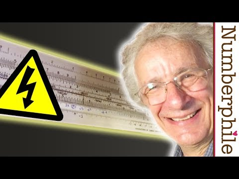 The Electric Slide Rule - Numberphile
