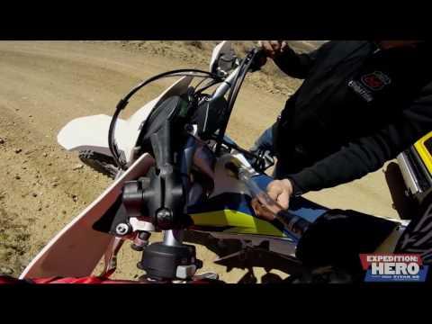 The Getaway: Dirt Bike Riding in the Mojave Desert