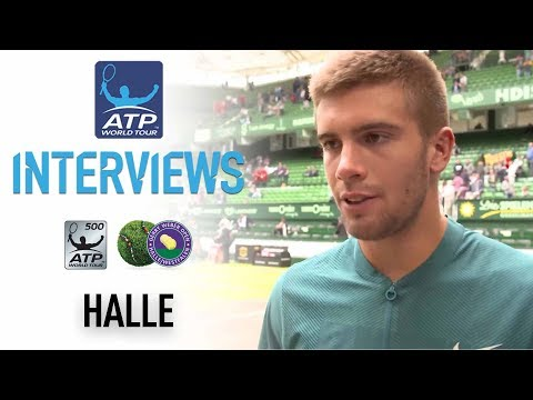 Coric: 'The Most Unbelievable Week Of My Whole Life' Halle 2018