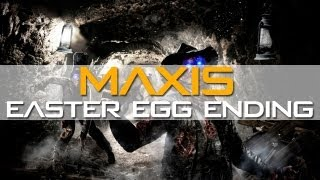 Buried Zombies: Maxis Defeats Richtofen Easter Egg End Scene