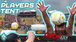 AVP Seattle 2018 | The Players Tent
