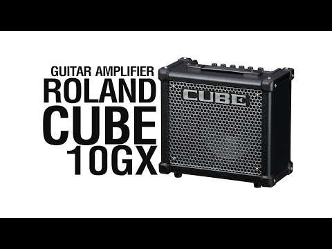 MAG Review - Roland Cube 10 GX