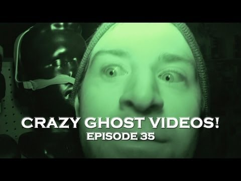 CRAZY Ghost Videos! Real Life Paranormal Investigations! (DE Ep. 35)