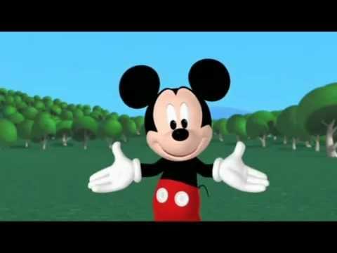 Mickey Mouse - El verdadero Intro de la casa de Mickey Mouse