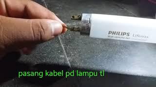 Cara memperbaiki lampu