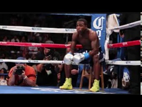 Adrien Broner could be regarded as the weakest 4 division boxing champion in history!!!