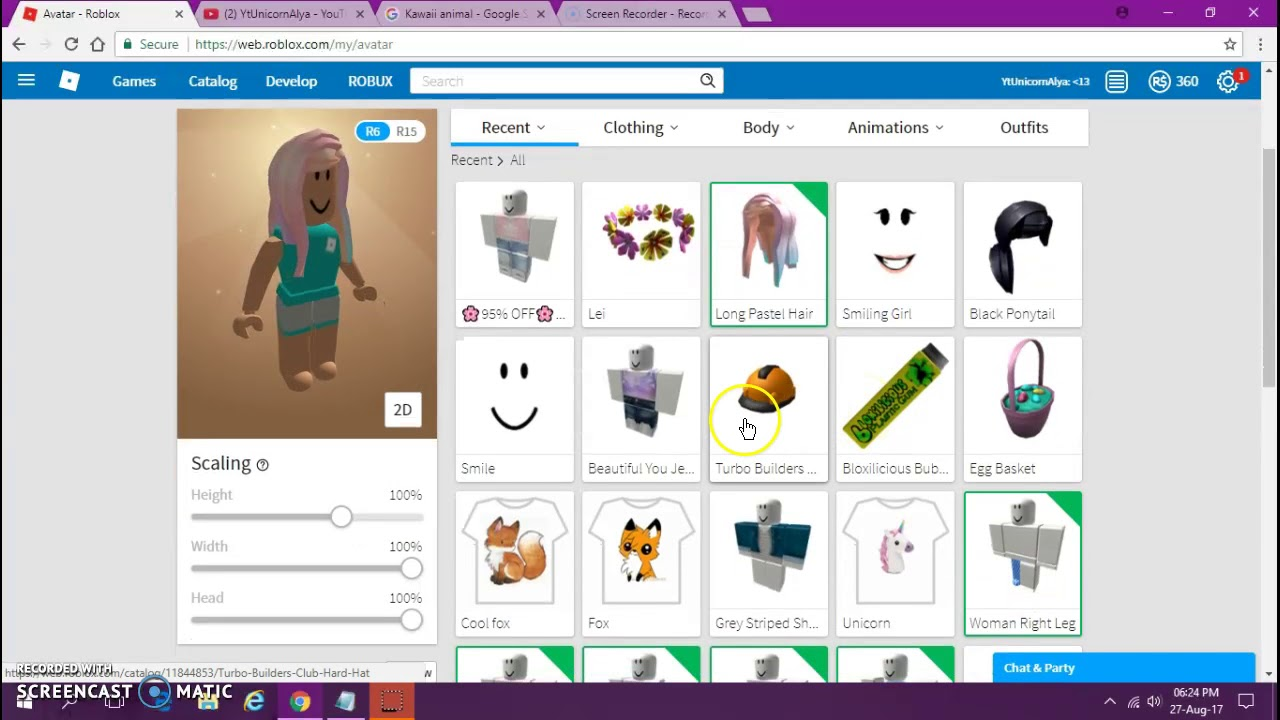 Getting Robux For First Time First Time Getting Robux Youtube