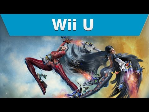 Wii U - Bayonetta 2 Launch Trailer