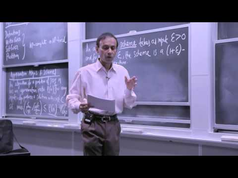 17. Complexity: Approximation Algorithms