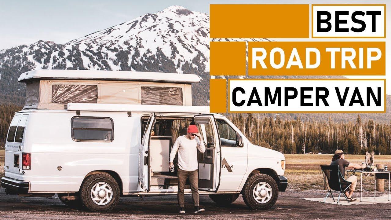 Top 5 Coolest Camper Vans & Class B Motorhomes