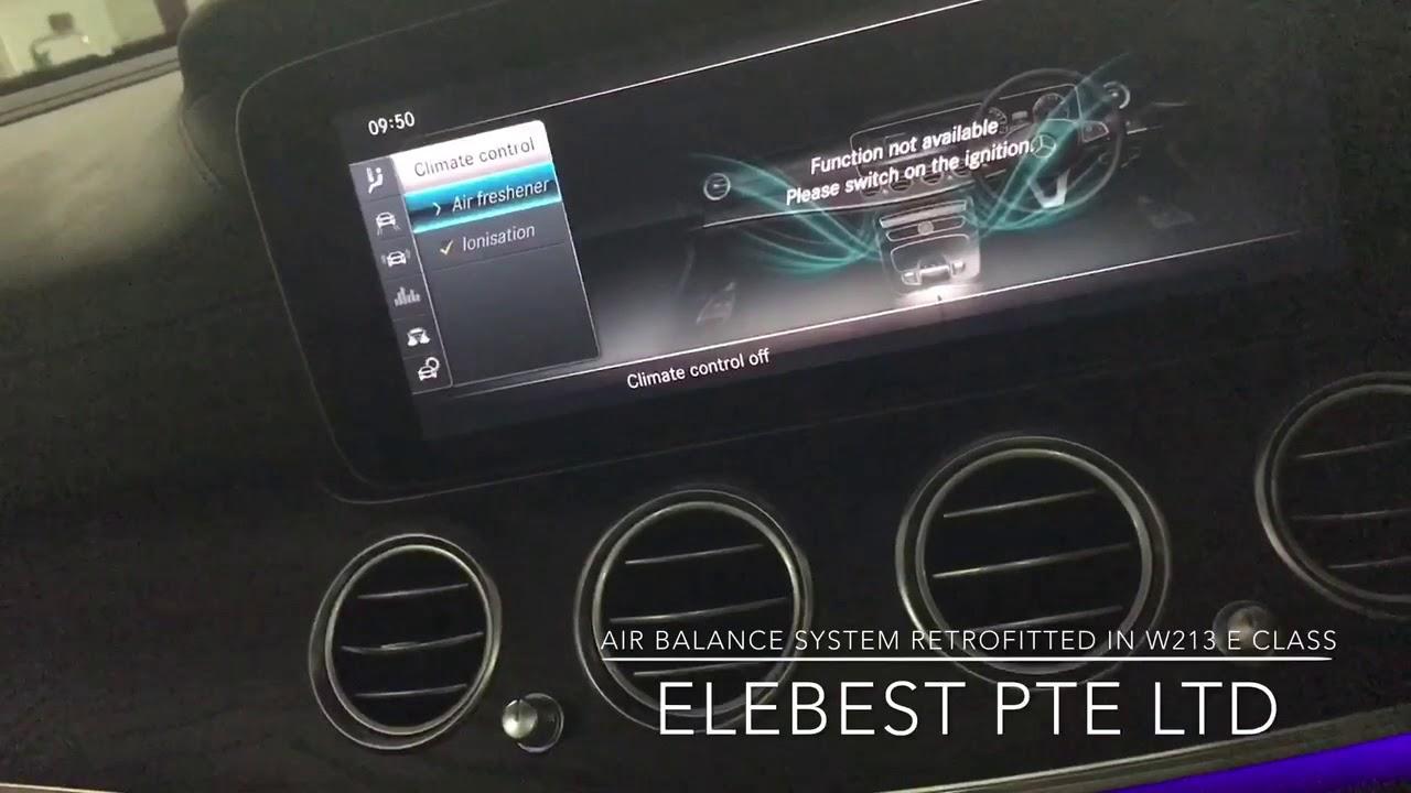 Mercedes-Benz W213 E Class Original Retrofitted - - vimore org