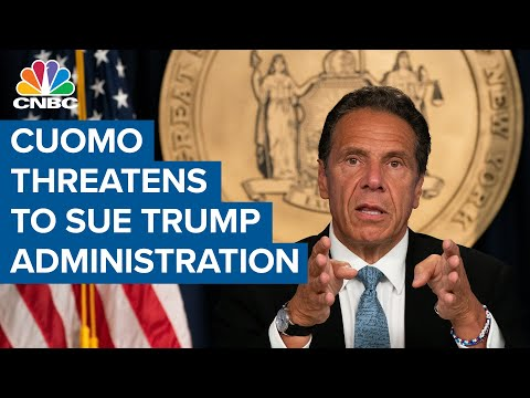 n.y.-gov.-cuomo-accuses-trump-admin-of-possible-criminal-liability-in-trusted-traveler-lawsuit