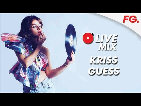 KRISS GUESS | INTERVIEW & MIX LIVE | HAPPY HOUR | RADIO FG