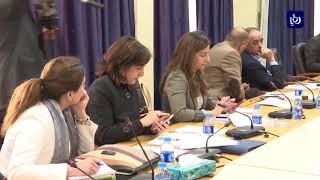 لجنة العمل النيابية تنهي مناقشة ملاحظات قانون العمل المؤقت بسنة 2010 - (7-2-2018)