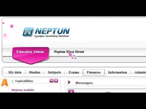 [ENG] How To : Neptun #1