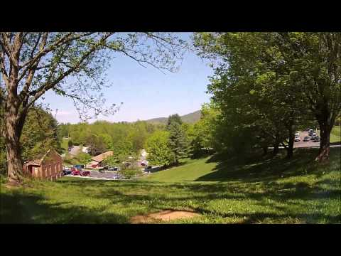 Mars Hill University Disc Golf Sanctuary