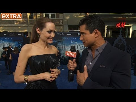 Angelina Jolie Reveals Daughter Vivienne Needed a Little Coaching on 'Maleficent' Set