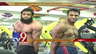 2 Body Builders from Telangana qualified in Mr.India Competitions - TV9