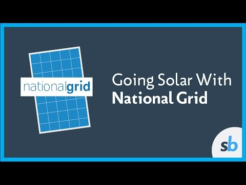 Going Solar with National Grid in Massachusetts