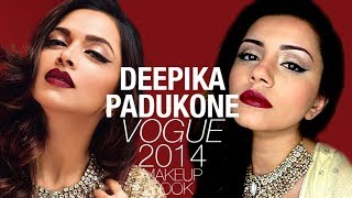 Tutorial | Deepika Padukone Vogue 2014 Makeup | Kaushal Beauty Thumbnail