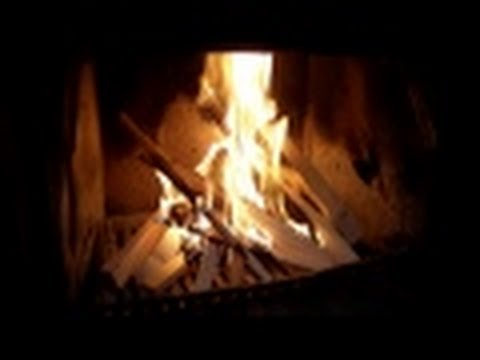 How To Start A Fire In A Fireplace Build A Fire In 2 Minutes