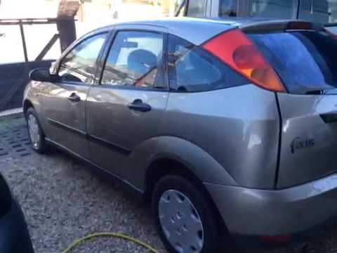 My 2003 Ford Focus Mk1 1 8 Tddi Engine Sound Doovi