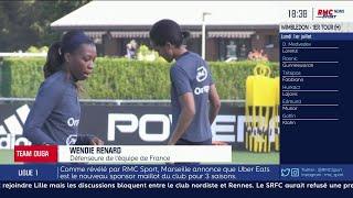 Equipe de France - Sa relation avec Diacre, le capitanat des Bleues... Le point de Renard